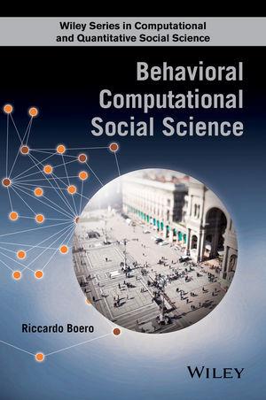Behavioral Computational Social Science (111910615X) cover image