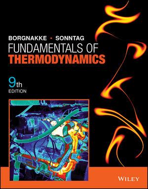 Fundamentals of Thermodynamics, Enhanced eText, 9th Edition