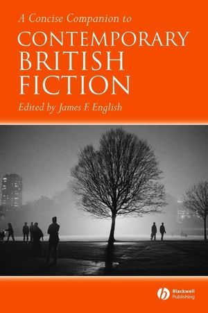 A Concise Companion to Contemporary British Fiction (140515215X) cover image