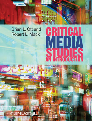 Critical Media Studies: An Introduction  (140516185X) cover image