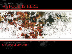 The Lost Art of Ah Pook Is Here: Images From the Graphic Novel