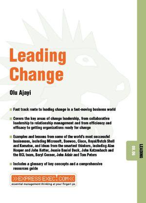 Leading Change: Leading 08.06