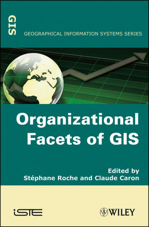 Organizational Facets of GIS  (184821085X) cover image