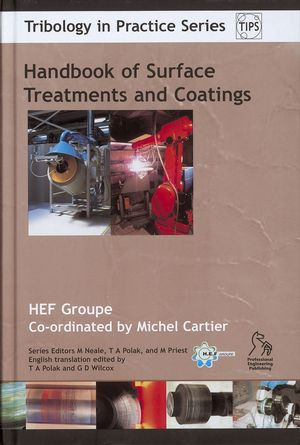 Handbook of Surface Treatment and Coatings