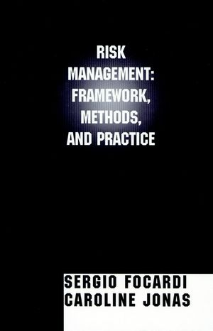 Risk Management: Framework, Methods, and Practice (188324935X) cover image