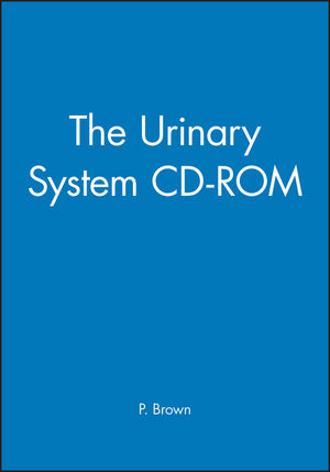 The Urinary System CD-ROM