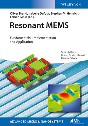Resonant MEMS: Fundamentals, Implementation, and Application (352767635X) cover image