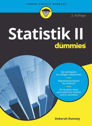 Statistik II für Dummies, 2. Auflage