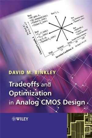Tradeoffs and Optimization in Analog CMOS Design (0470031360) cover image