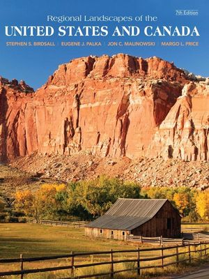 Regional Landscapes of the US and Canada, 7th Edition