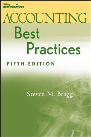 Accounting Best Practices, 5th Edition