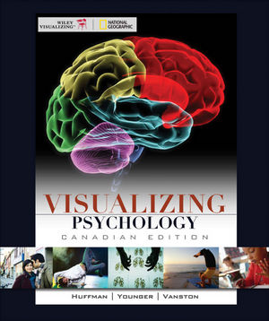 Visualizing Psychology, Canadian Edition (0470155760) cover image