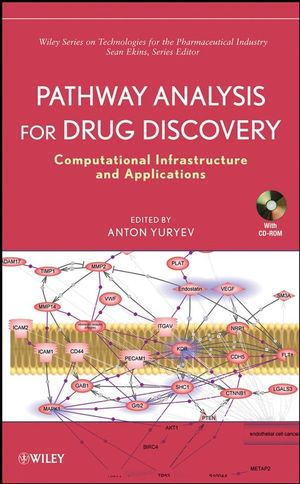 Pathway Analysis for Drug Discovery: Computational Infrastructure and Applications  (0470399260) cover image