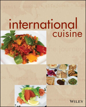International Cuisine Wiley E-Text High School 6 Year Access, (Unbranded) (0470410760) cover image