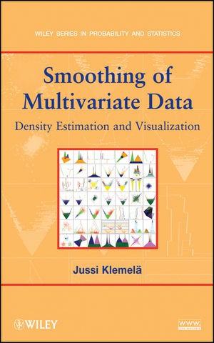 Smoothing of Multivariate Data: Density Estimation and Visualization (0470425660) cover image