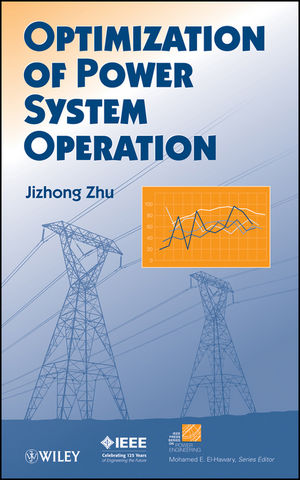 Optimization of Power System Operation (0470466960) cover image