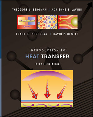 Introduction to Heat Transfer, 6th Edition