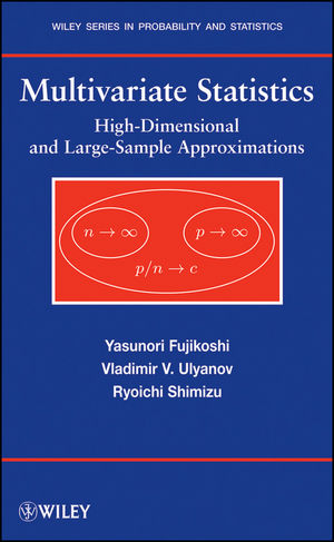 Multivariate Statistics : High-Dimensional and Large-Sample Approximations  (0470539860) cover image