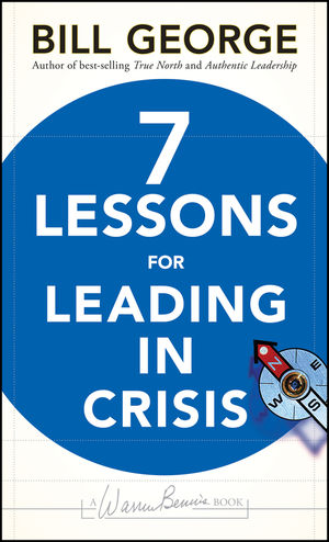 Seven Lessons for Leading in Crisis (0470557060) cover image