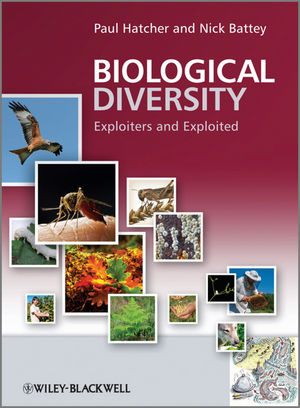 Biological Diversity: Exploiters and Exploited (0470979860) cover image