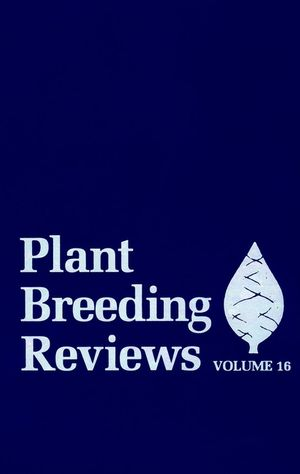 Plant Breeding Reviews, Volume 16