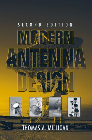 Modern Antenna Design, 2nd Edition (0471457760) cover image