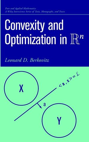 Convexity and Optimization in Rn (0471461660) cover image