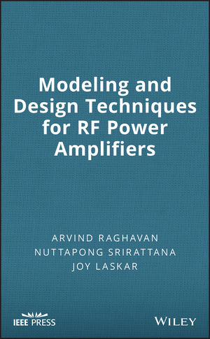 Modeling and Design Techniques for RF Power Amplifiers (0471717460) cover image