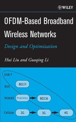 OFDM-Based Broadband Wireless Networks: Design and Optimization (0471723460) cover image