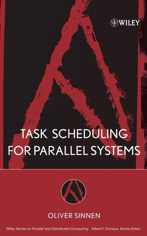 Task Scheduling for Parallel Systems (0471735760) cover image