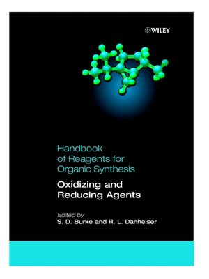 Handbook of Reagents for Organic Synthesis, Oxidizing and Reducing Agents (0471979260) cover image