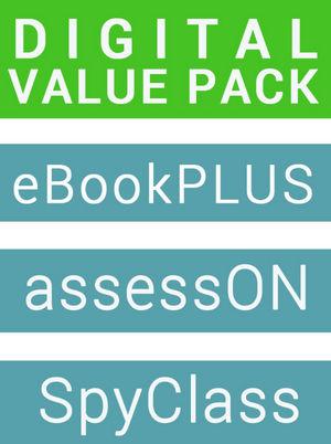 Maths Quest 7 For The Australian Curriculum Edition 2E eBookPLUS + Assesson Maths Quest 7 AC + Spyclass Maths Quest 7 Value Pack