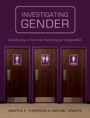 Investigating Gender (0745651860) cover image