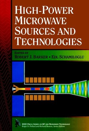 High-Power Microwave Sources and Technologies (0780360060) cover image