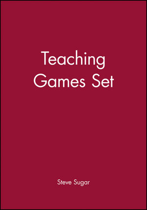 Teaching Games Set , (Includes Games that Teach; Games that Teach Teams)
