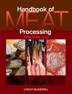 Handbook of Meat Processing (0813820960) cover image
