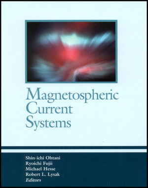 Magnetospheric Current Systems, Volume 118 (0875909760) cover image