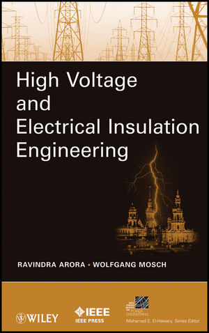 High Voltage and Electrical Insulation Engineering (1118008960) cover image