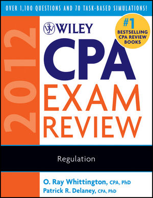 Wiley <span class='search-highlight'>CPA</span> Exam Review 2012, Regulation