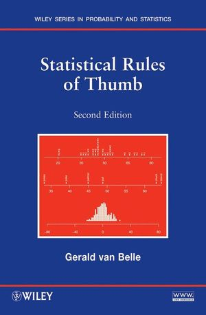 Statistical Rules of Thumb, 2nd Edition (1118210360) cover image
