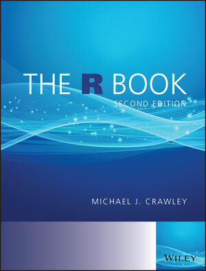 The R Book, 2nd Edition (1118448960) cover image