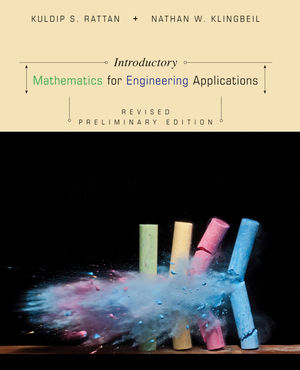 Introductory Mathematics for Engineering Applications, Preliminary Edition, Revised