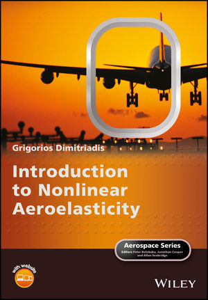 Introduction to Nonlinear Aeroelasticity (1118756460) cover image