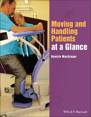 Moving and Handling Patients at a Glance (1118853660) cover image