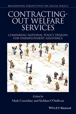Contracting-out Welfare Services: Comparing National Policy Designs for Unemployment Assistance (1119016460) cover image