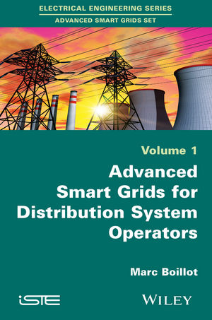 Advanced Smartgrids for Distribution System Operators (1119054060) cover image