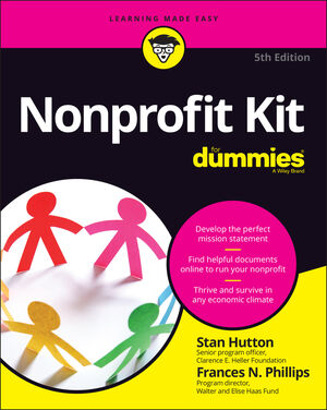 Nonprofit Kit For Dummies, 5th Edition