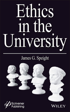 Ethics in the University (1119346460) cover image