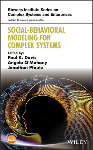 Social-Behavioral Modeling for Complex Systems
