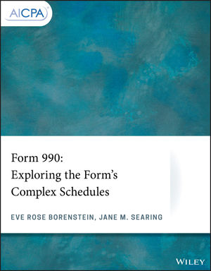 Form 990: Exploring the Form's Complex Schedules